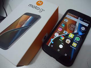 Celular Smartphone Motorola Moto G4 Xt1621 16gb 2 Chips