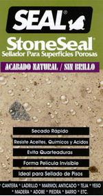 Sellador 19 Lt Superficies Porosas Acabado Natural, Piedras
