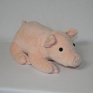 Porquinho De Pelúcia - Pequeno - Fazendinha