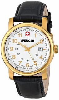 Reloj Wenger 01.1041.110 Swiss Made Agente Oficial Belgrano