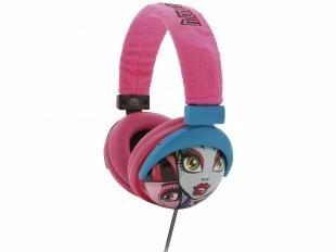 Fone De Ouvido Headset Monster High - Multilaser