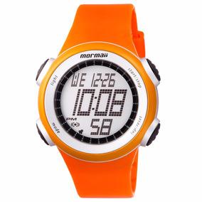 Relógio Mormaii Laranja