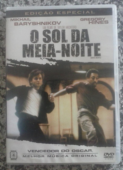 Dvd Filme O Sol Da Meia-noite - Manaus