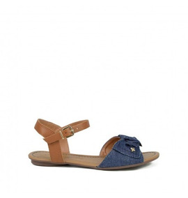 142500ce63 Sandalias Rasteirinhas Cravo E Canela - Sapatos para Feminino no ...