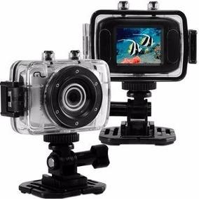 Camera Filmadora P Capacete Bike - Moto - Capacete