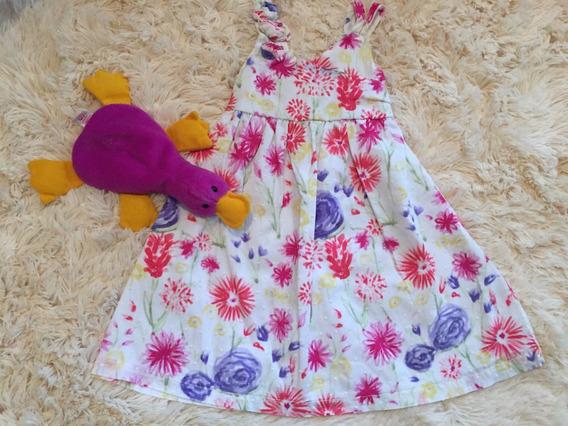 Vestido Infantil Festa Casual Tamanho 18 Meses Importado