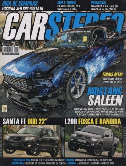 Car Stereo Nº137 Mustang Saleen Santa Fé L200 Camaro Ss 2011