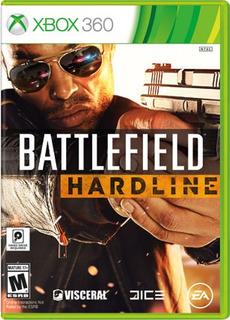 Battlefield Hardline Xbox 360 Envios A Todo Chile