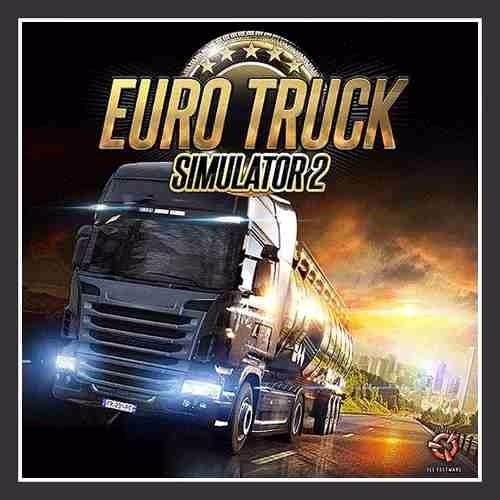 Euro Truck Simulator 2 - Jogo Pc - Windows 7 / 8 / 8.1 / 10