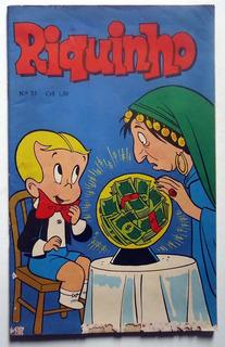 Revista Riquinho Numero 73 - 1973 - Rge