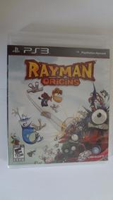 Rayman Origins Ps3 Novo E Lacrado