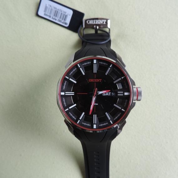 Relógio Orient Mbsp2002 Masculino Original Visor Preto Lindo