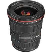 Lente Canon Ef 17-40mm