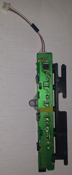 Conjunto Teclado Sensor Tv+fios Panasonic Tc32 Ou Tc39a400b