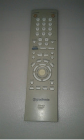 Controle Remoto Do Dvd Gradiente Dvd D460