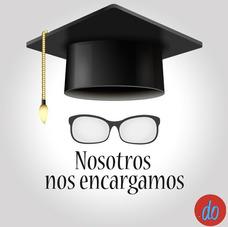 Asesoría Completa De Tesis, Monográficos, Etc!