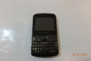 Celular Motorola Ex 115 Para Tirar Peças