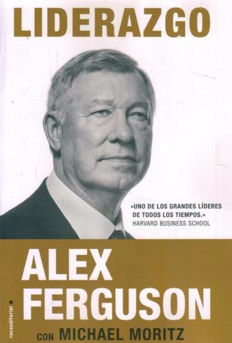 Liderazgo - Ferguson Alex / Moritz Michael - Roca