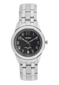 Relógio Orient Mbss1132 P2sx Prata Fundo Preto