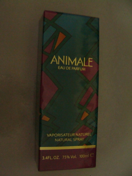 Perfume Animale 100 Ml - Original E Lacrado !!