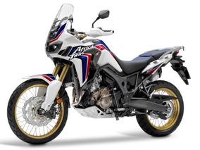 Honda Africa Twin En Motorrader C/caballete Y Toma 12v.!!!