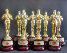 Estatuillas Premio Oscar, Martin Fierro, Souvenirs, Trofeos