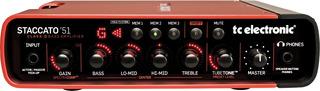 Tc Electronic Staccato 51 Amplificador De Bajo