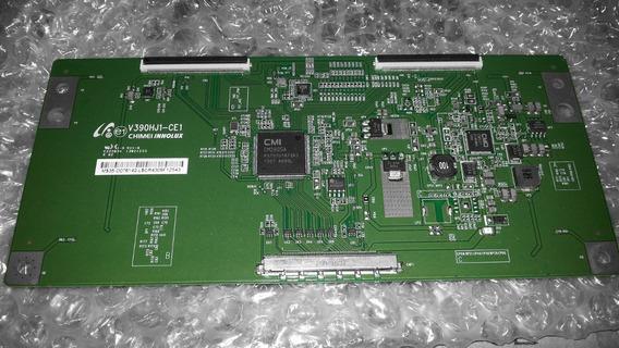 Placa T-con Lg Código:v390hj1-ce1