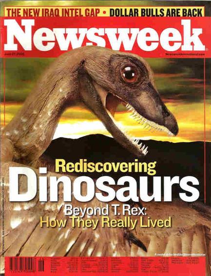 Newsweek * 27 06/05 * White Stripes