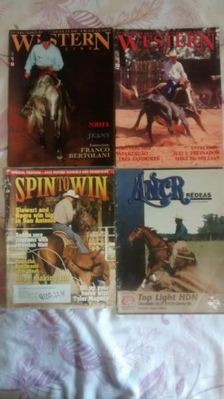 Coleção De Revistas Horse B. E Outras.
