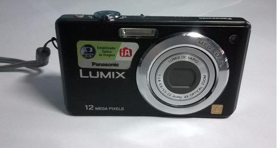Câmera Digital Panasonic Lumix 12mp