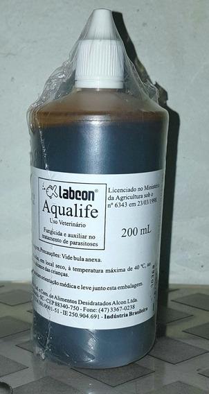 Labcon Aqualife 200ml - Medicamento Para Peixes Ornamentais