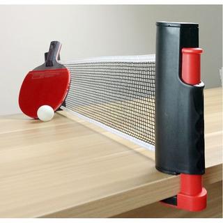 Rede Retrátil Para Ping Pong /tênis De Mesa C/ 1,60 M