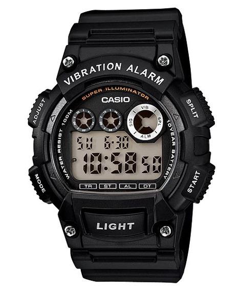 Relógio Casio Digital W-735h-1avdf - Original