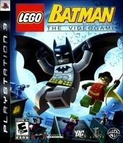 Lego Batman 1 The Video Game Mídia Física Ps3