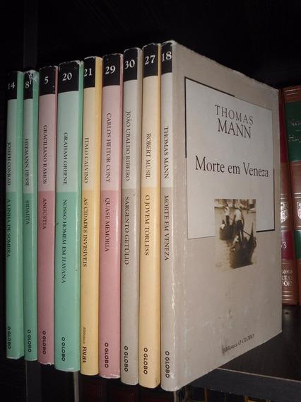 9 Clássicos Da Literatura Biblioteca Folha