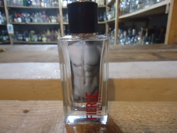 Perfume Confidence Fierce 100ml Vazi P Colecionador