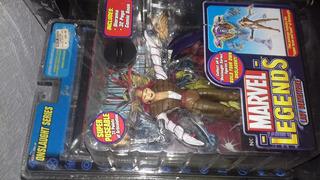 Lady Deathstrike Serie Onslaught Baf Marvel Legends Toy Biz