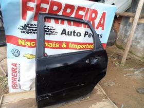 Porta Traseira Esquerda Do Ford Focus 2004