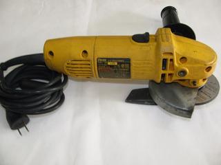 Esmerilhadeira Angular Dewalt Dw400 4 ½ 650 W 110 Volts