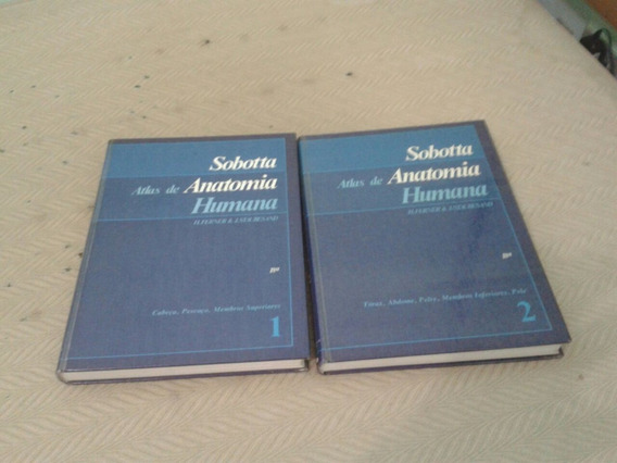 Sobotta Atlas De Anatomia Humana 1984