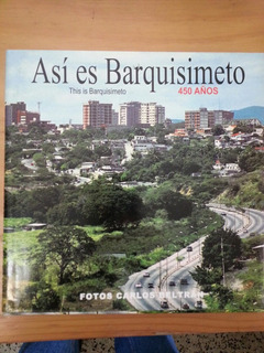 Libro Así Es Barquisimeto