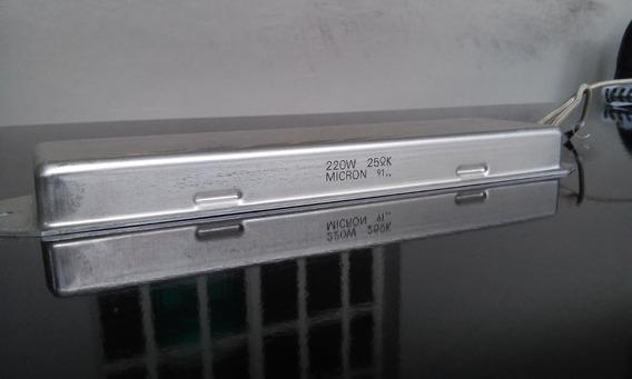Resistor De Frenagem - 220w - 25 Ohm