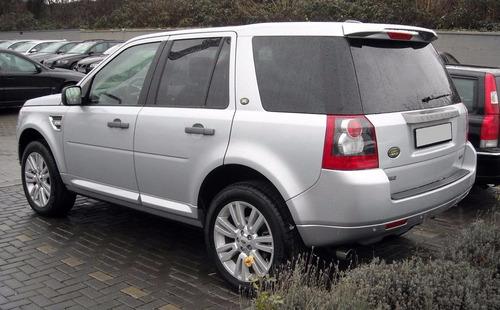 Sucata Land Rover Freelander 2 3.2 Autom (vendido Em Peças)
