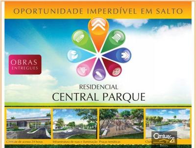 Terrenos Residenciais/comerciais, Condomínio Central Parque - Salto/sp - Li2399
