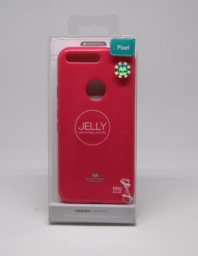 Funda Google Pixel Mercury Goospery Jelly Case Rosa Mexicana