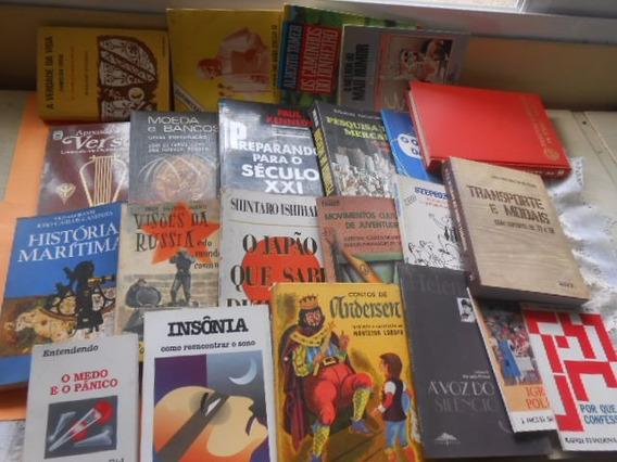 Lote 22 Livros Compre P/ Revender Pechincha Loucura De Preço