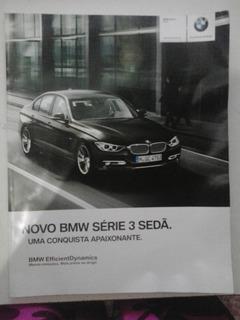 Catálogo Novo Bmw Série 3 Sedã - Frete Grátis