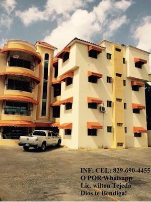 Vendo Edificio De Apartamentos, 160,000 Mensual De Renta