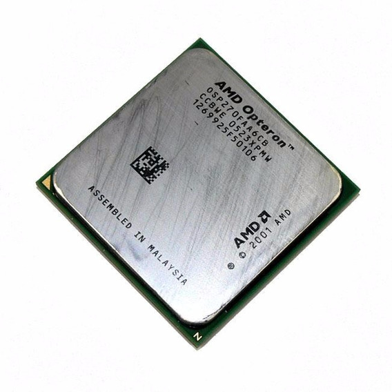 Amd 270 Opteron 2.0ghz 2mb L2 Dual Core Soquete 940 95w